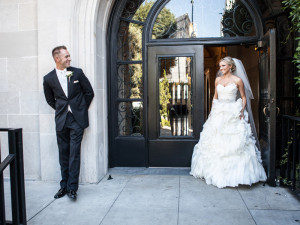 Amanda and Mark Downtown Los Angeles Wedding at Vibiana